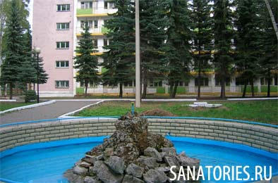 """Санаторий """"Васильевский"""""""