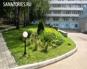 """Санаторий-профилакторий """"Волга"""""""