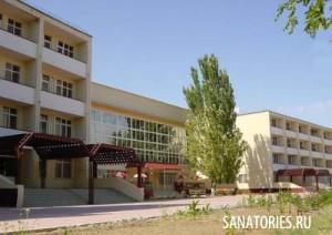 Санаторий №2 курорта Тинаки